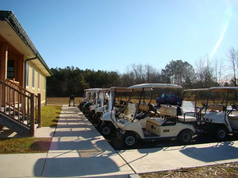 Tall Pines Harbor-golf cart rentals