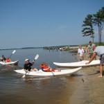 Tall Pines Harbor-kayaking