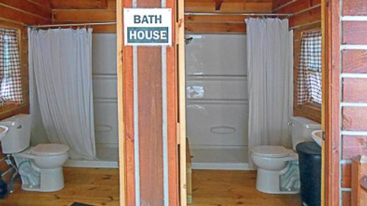Mill Point Park Bath House