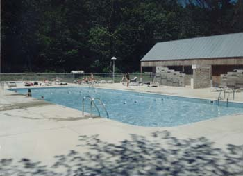 Glenwood RV Resort Pool