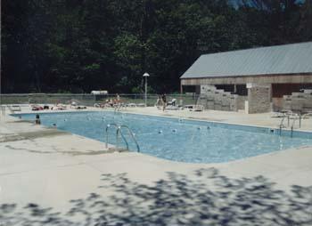 Glenwood RV Resort Pool