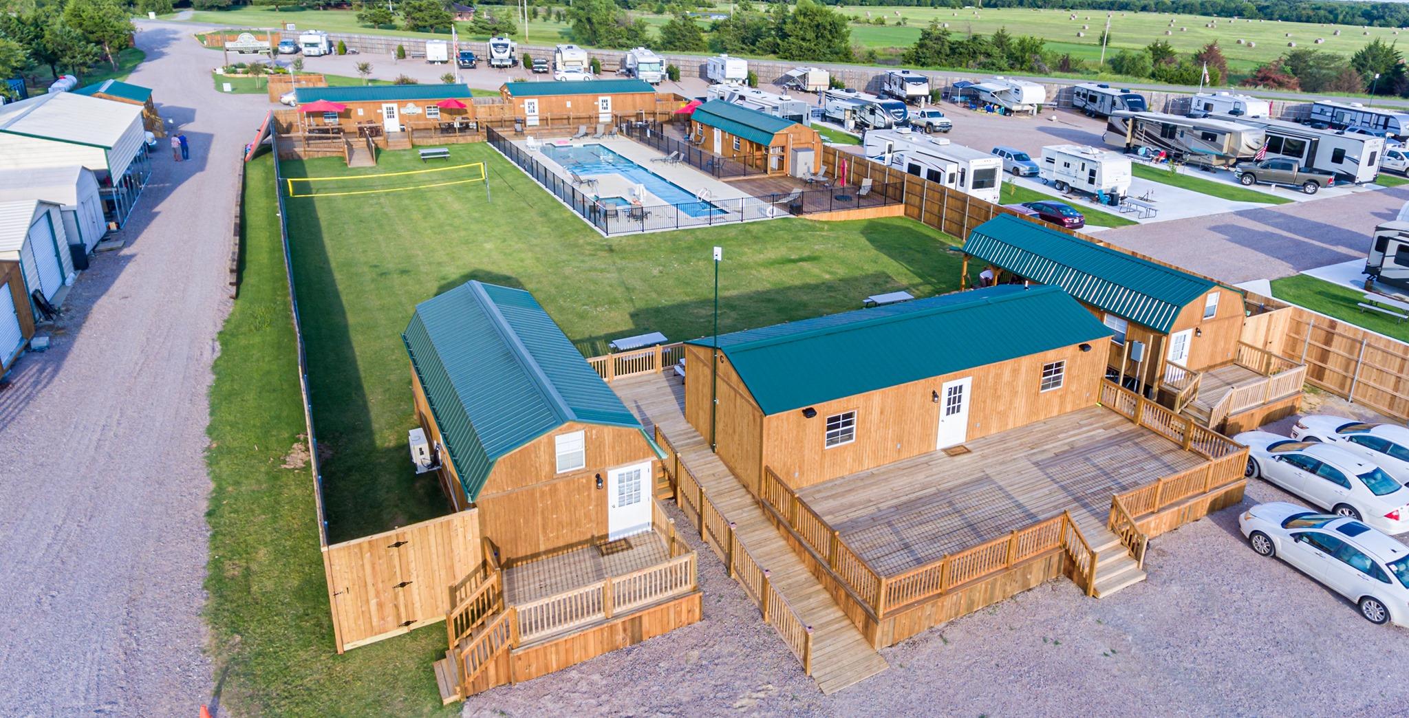 Do Drop Inn RV Resort and Cabins