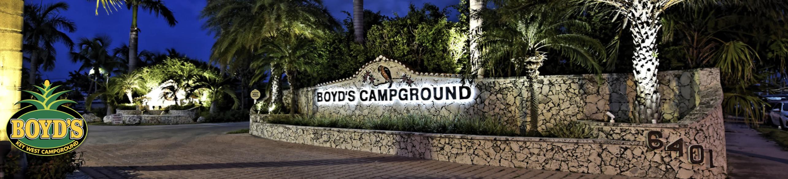 Boyd's Key West Campground