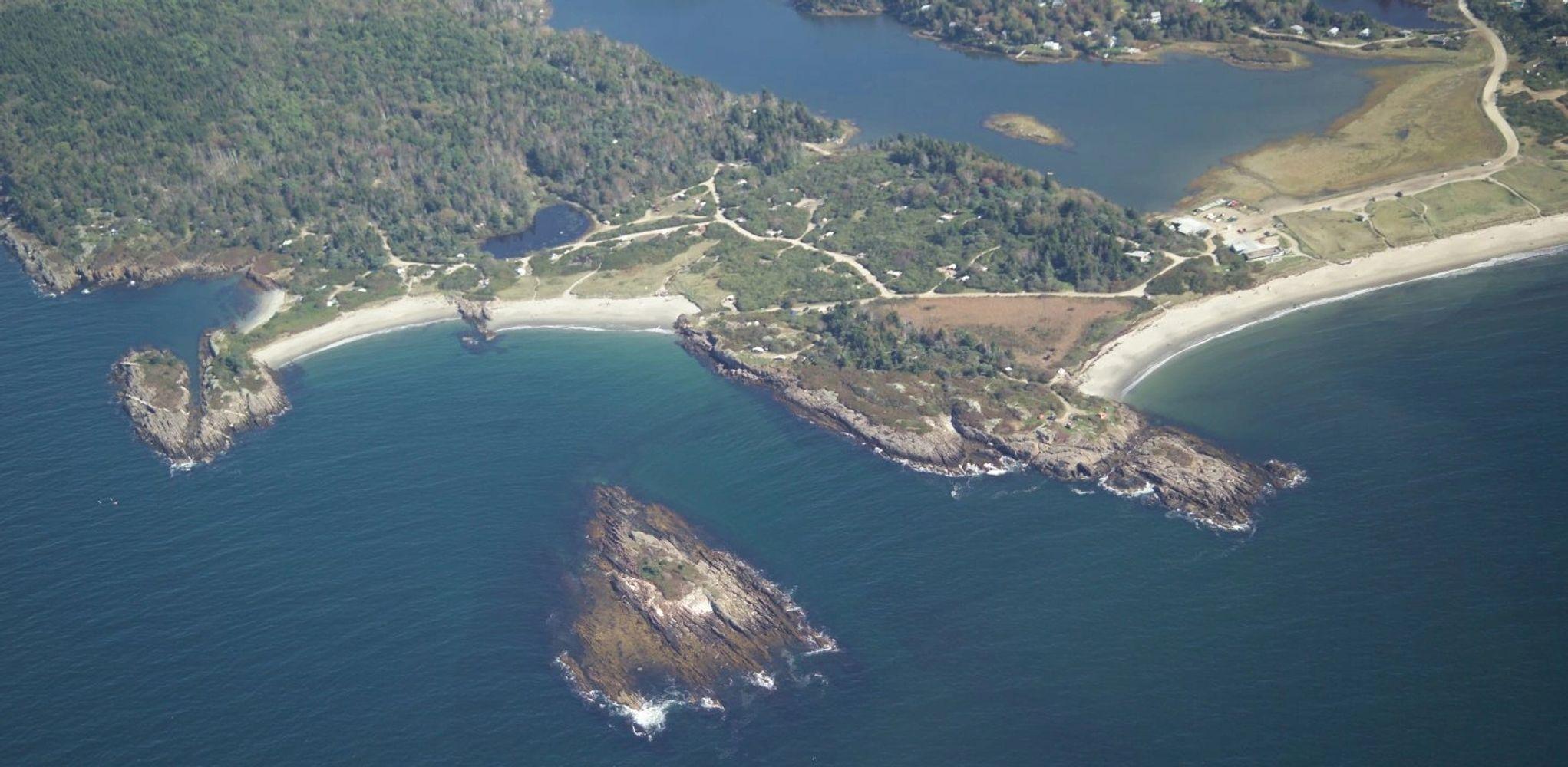 Hermit Island Campground
