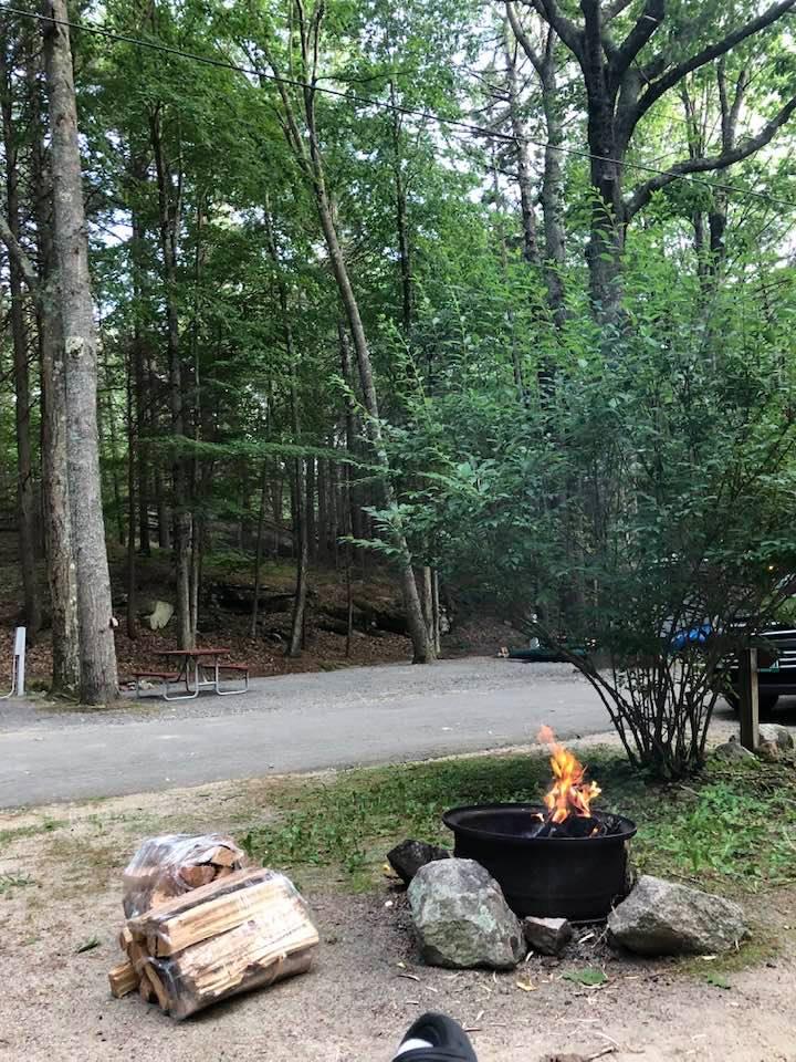 Dixons Coastal Maine Campground