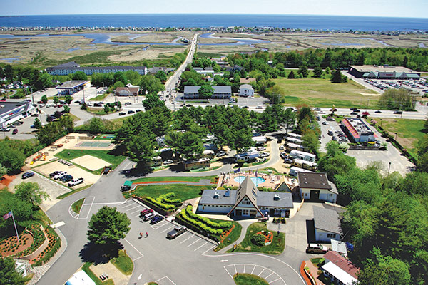 Wells Beach Resort