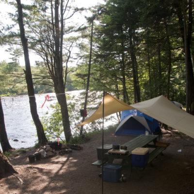 Chewonki Big Eddy Cabins & Campground