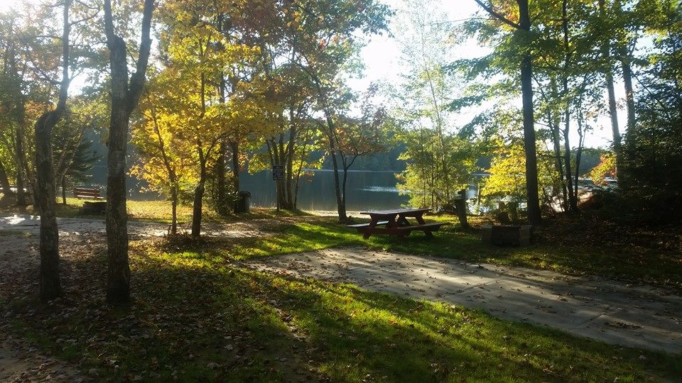 Two Lakes Camping Area