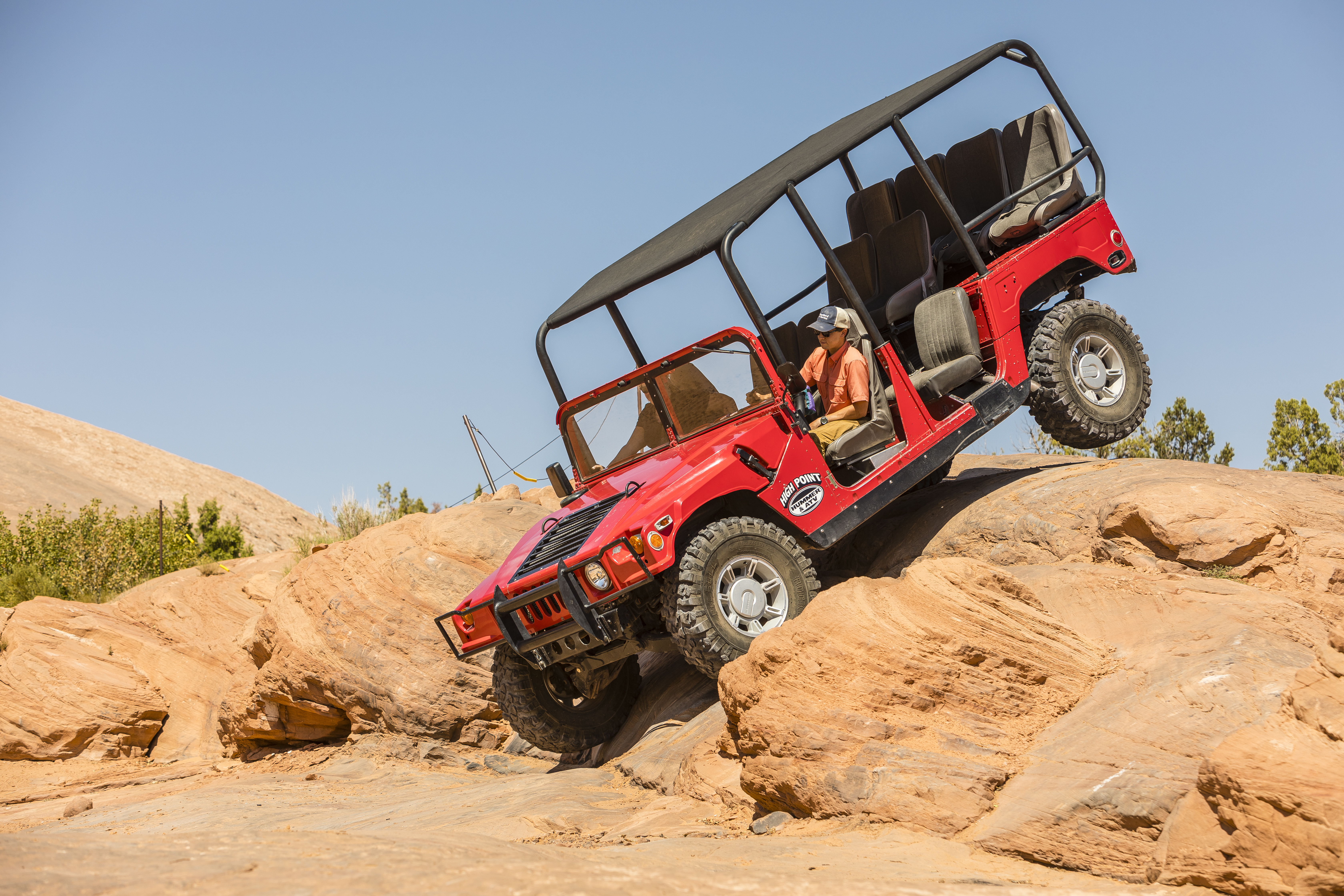 Local Jeep Tours