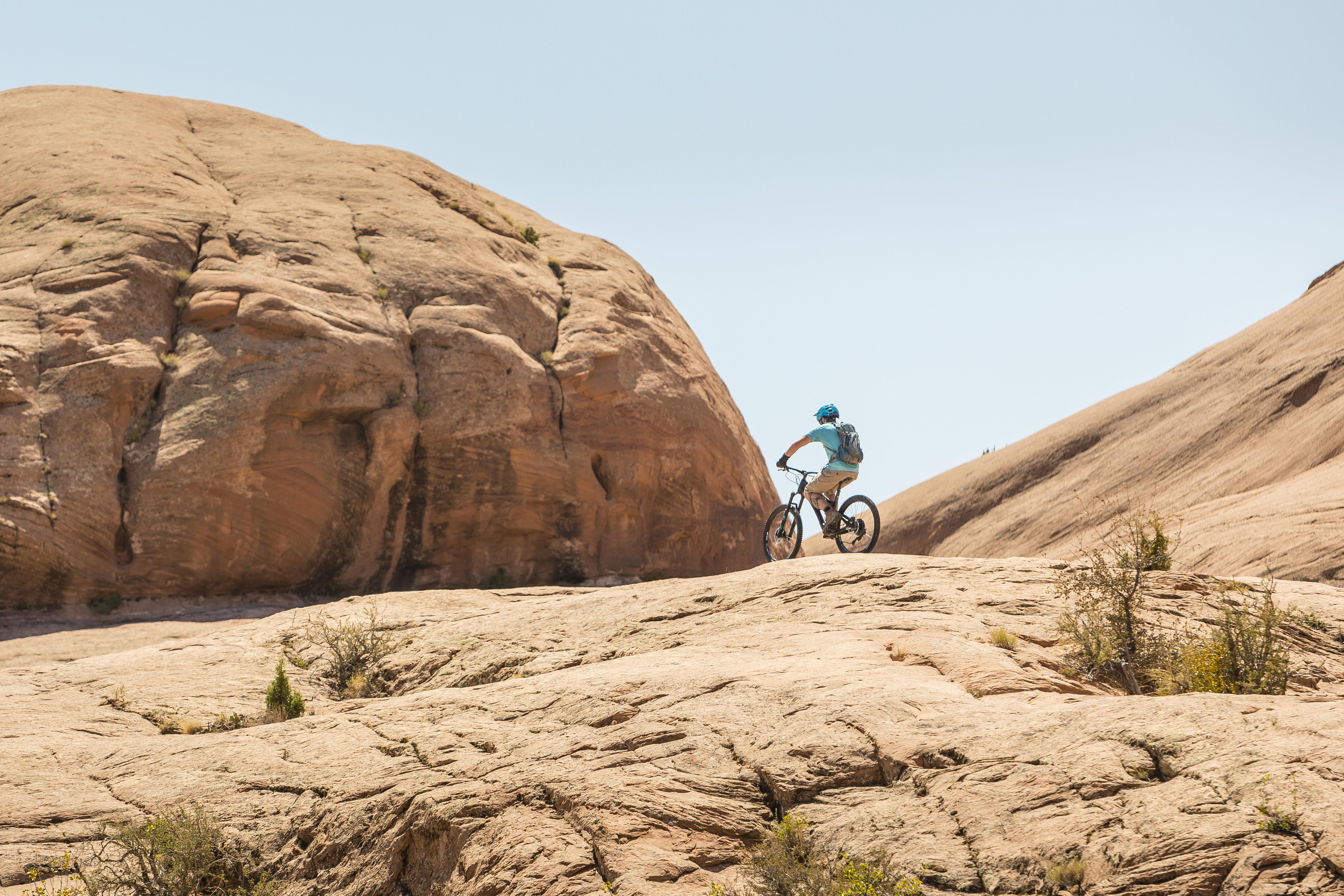 Bike the Canyons